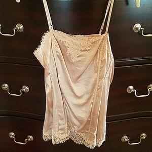Silk camisole